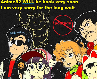 ANIME 82 WILL NEVER PODFADE, LONG LIVE THE STRONGBLOOD REIGN!!!