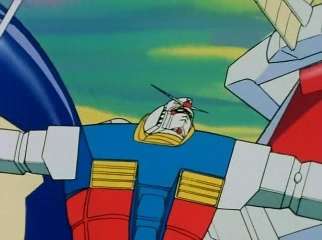 Image result for Gundam 0079 bad animation