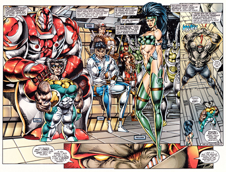 Will the dream of a Liefeld comic to the big screen ever be fulfilled?