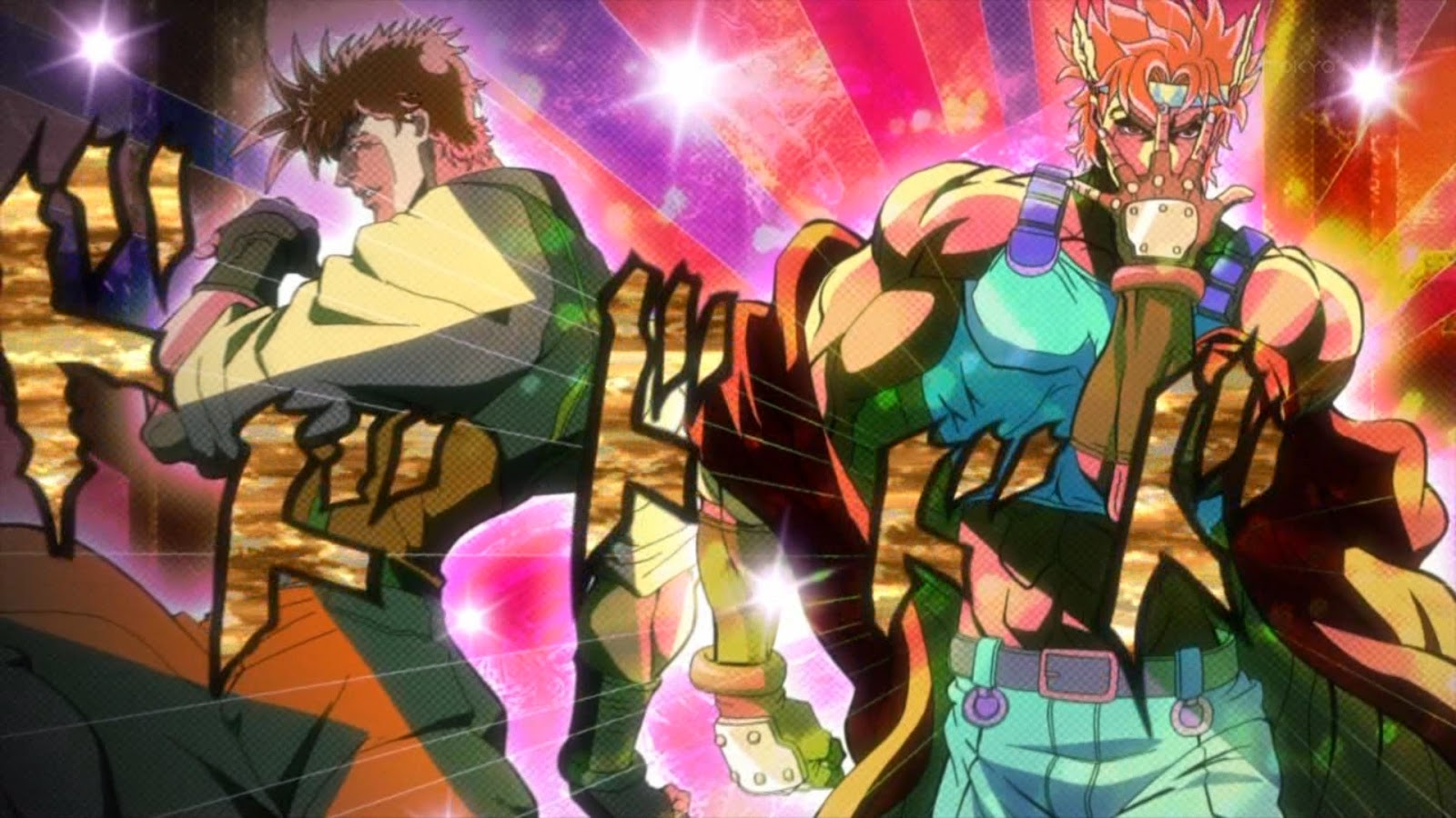 The Hidden Links Between Jojo's Bizarre Adventure and Metal Gear